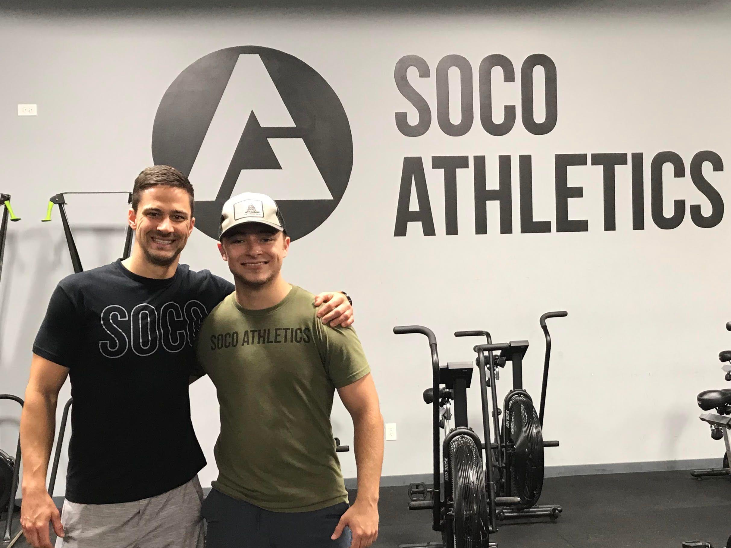 SoCo Athletics/Crossfit