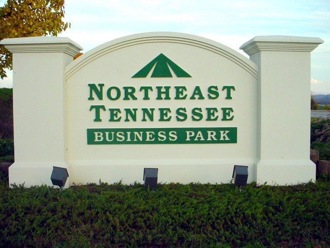 S28188 -  Monument Entrance Sign for Business Park