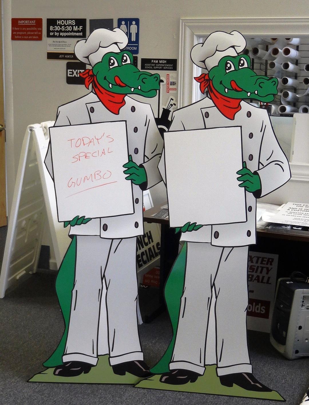 Alligator Chefs