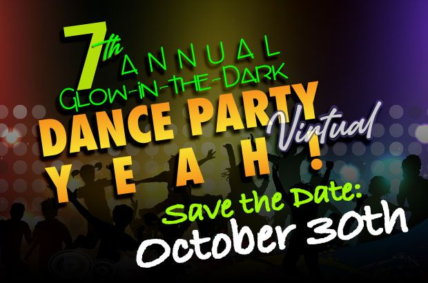 SAVE THE DATE - VIRTUAL DANCE PARTY YEAH!