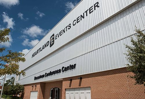 Bosselman Conference Center
