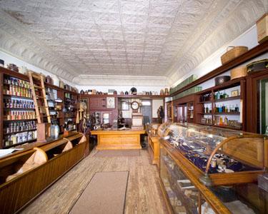 General Store Interior
