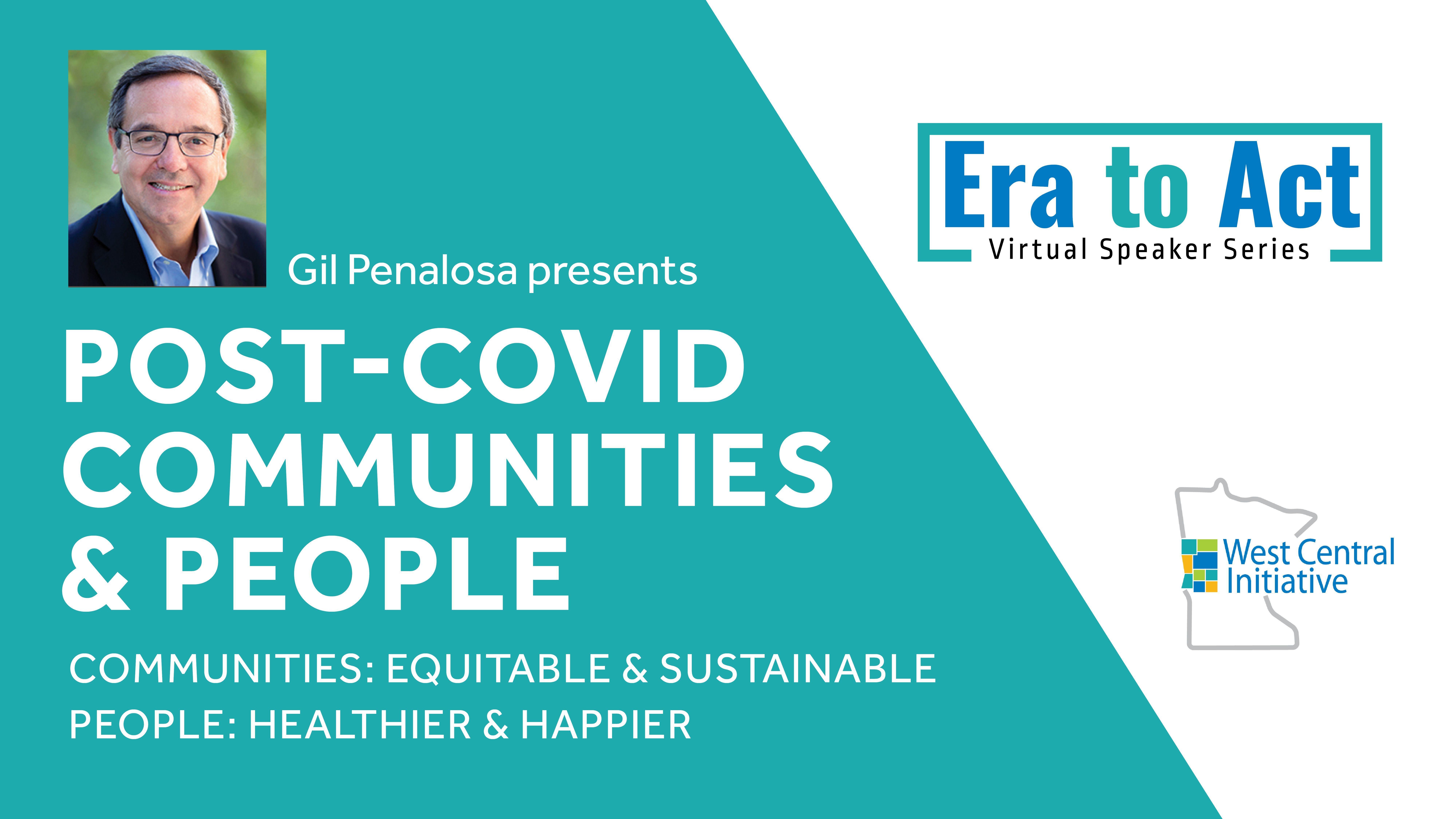 Post-COVID Communities & People
