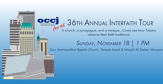 36th Annual Interfaith Tour