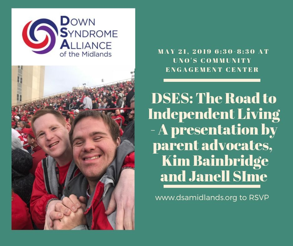 DSES - The Road to Independent Living: How Families Can Help Navigate
