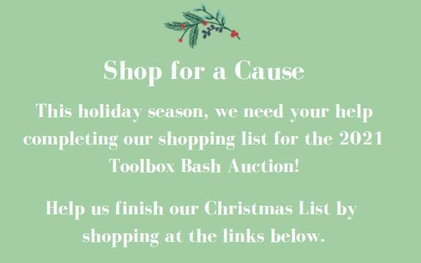 Shop Our Toolbox Bash 2021 Wishlist