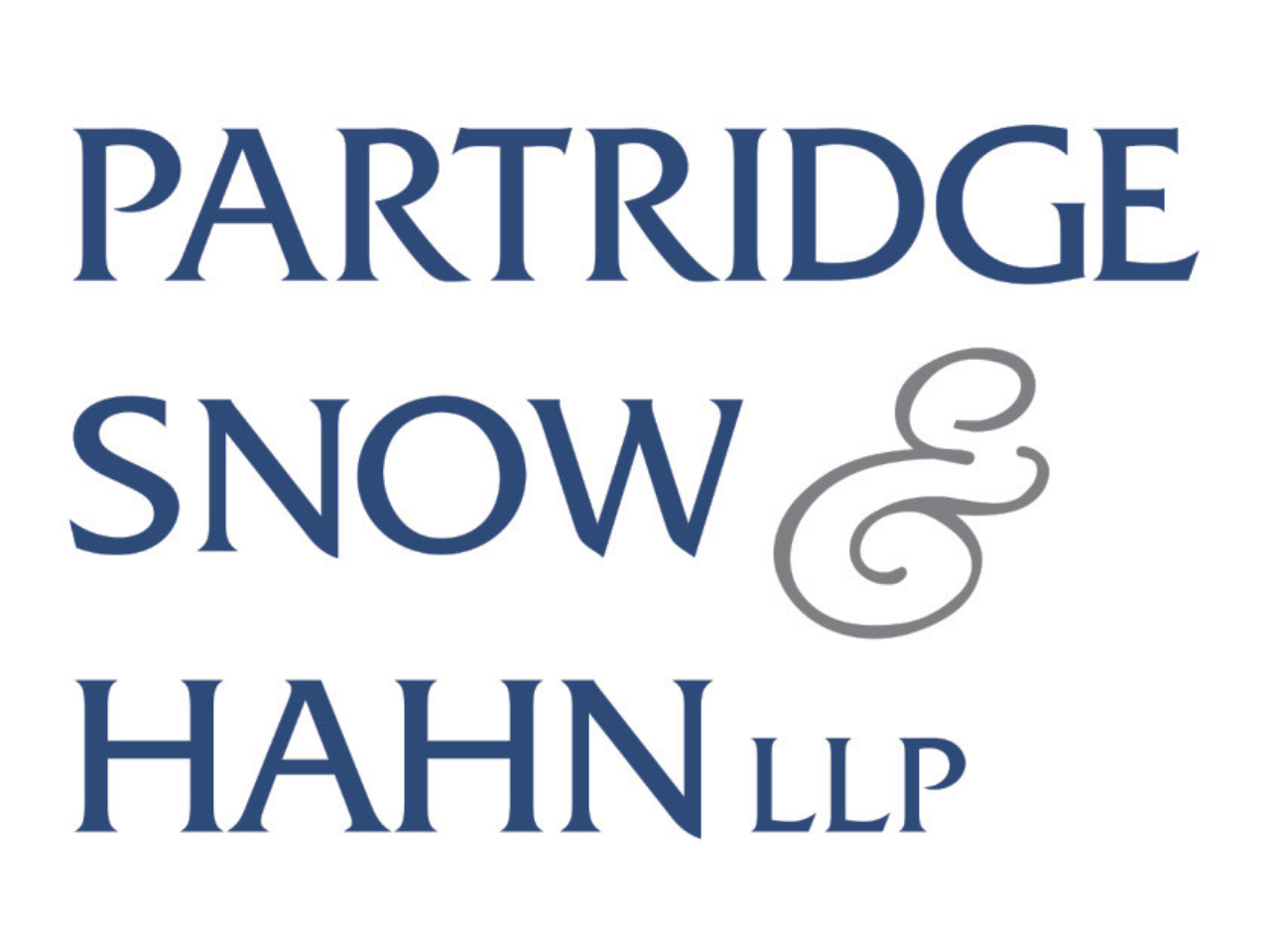 Partridge, Snow and Hahn