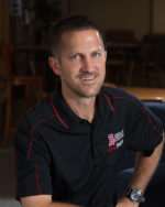 Joe Peterson - Athletic Director, Head Men's Basketball Coach