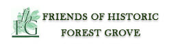 Friends of Historic Forest Grove