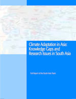 Climate Adaptation in Asia: Knowledge Gaps and Research Issues in South Asia