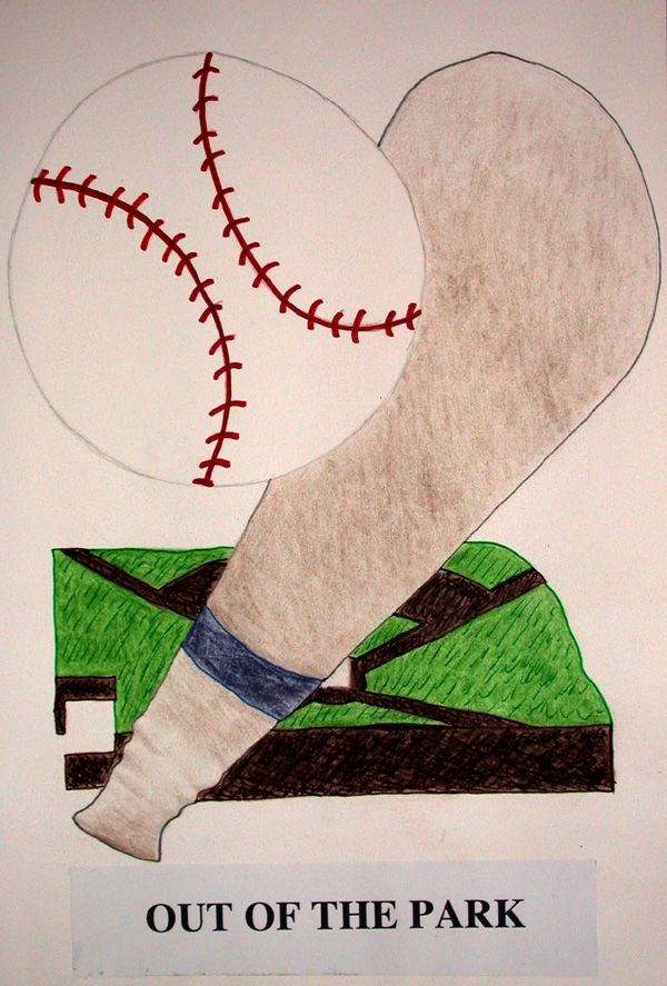 Out of the Park on paper