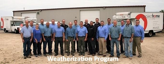 Weatherization program information