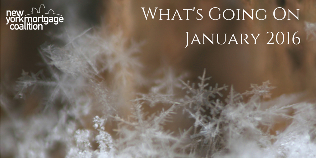 What's Going On: January 2016