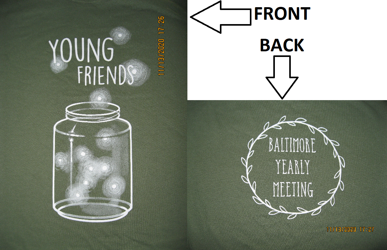 YF T-Shirt (Green)