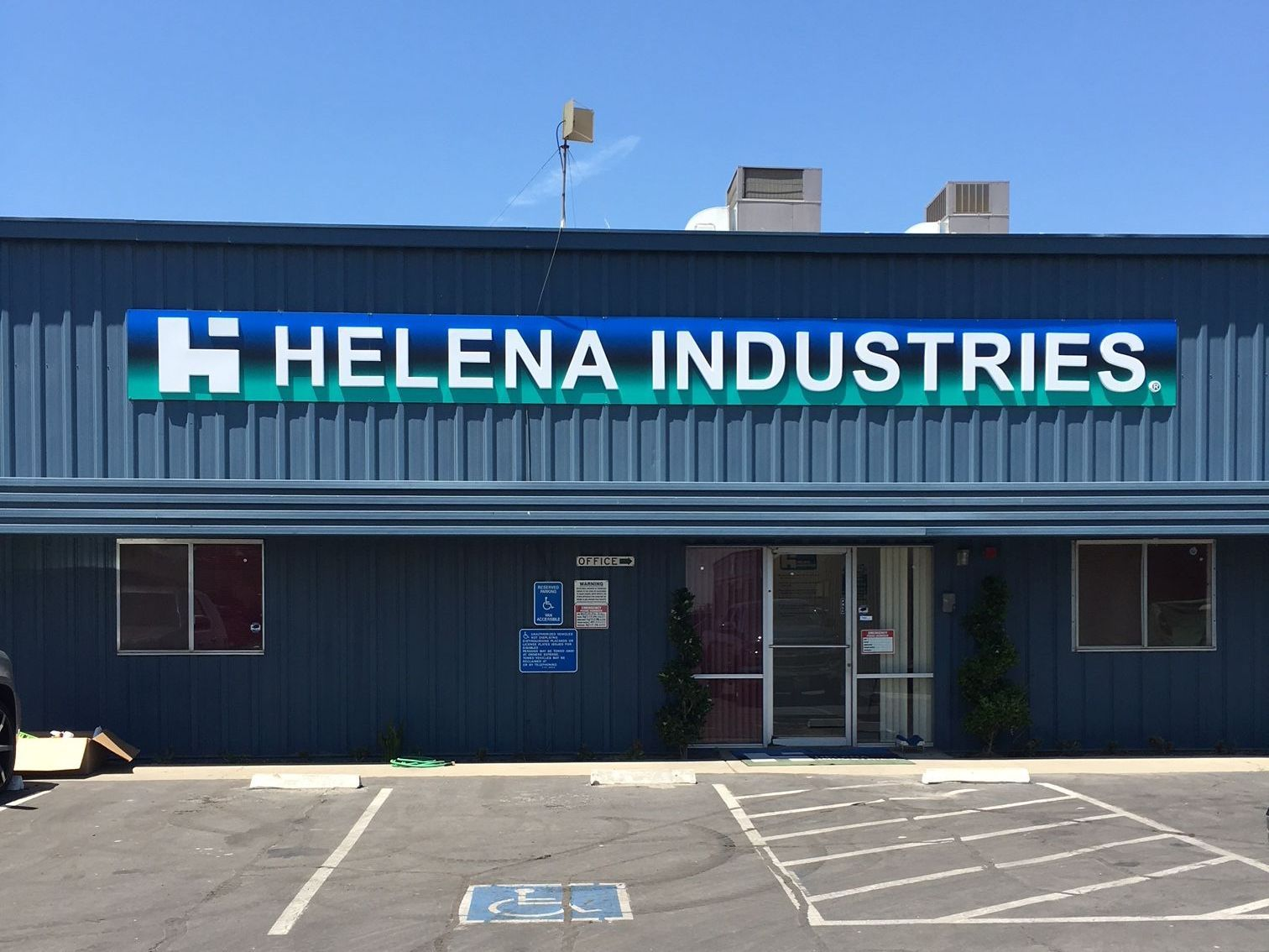 Helena Industries