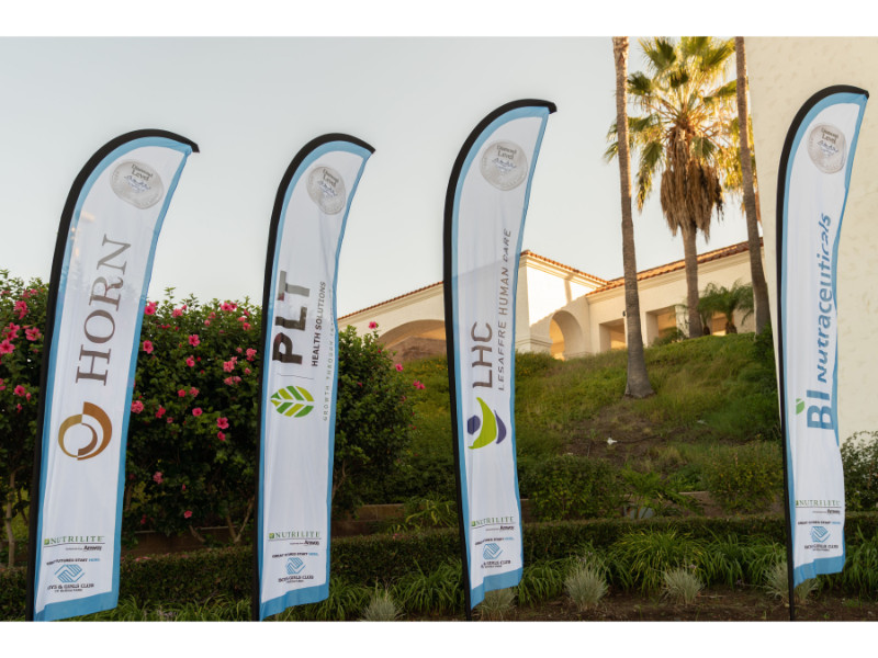 Wind Flags for Events