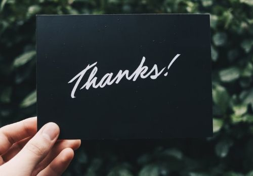Ways to Give Thanks to Your Customers This Month