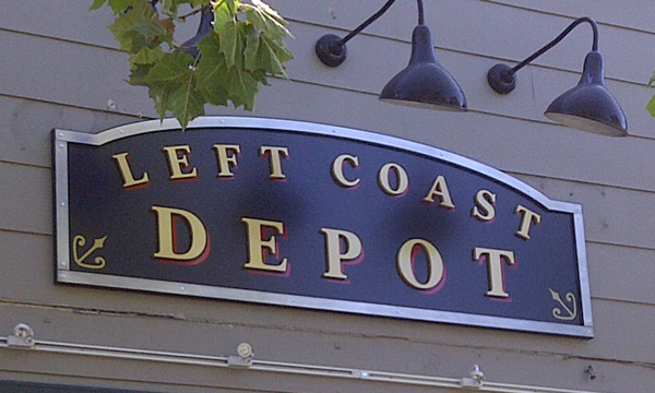 Left Coast Depot