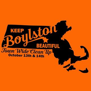 Boylston Town-Wide Cleanup