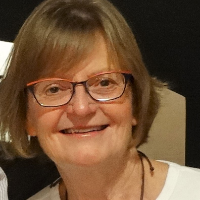Sue Dunlop, Treasurer