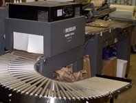 Beseler Shrink Wrapping System