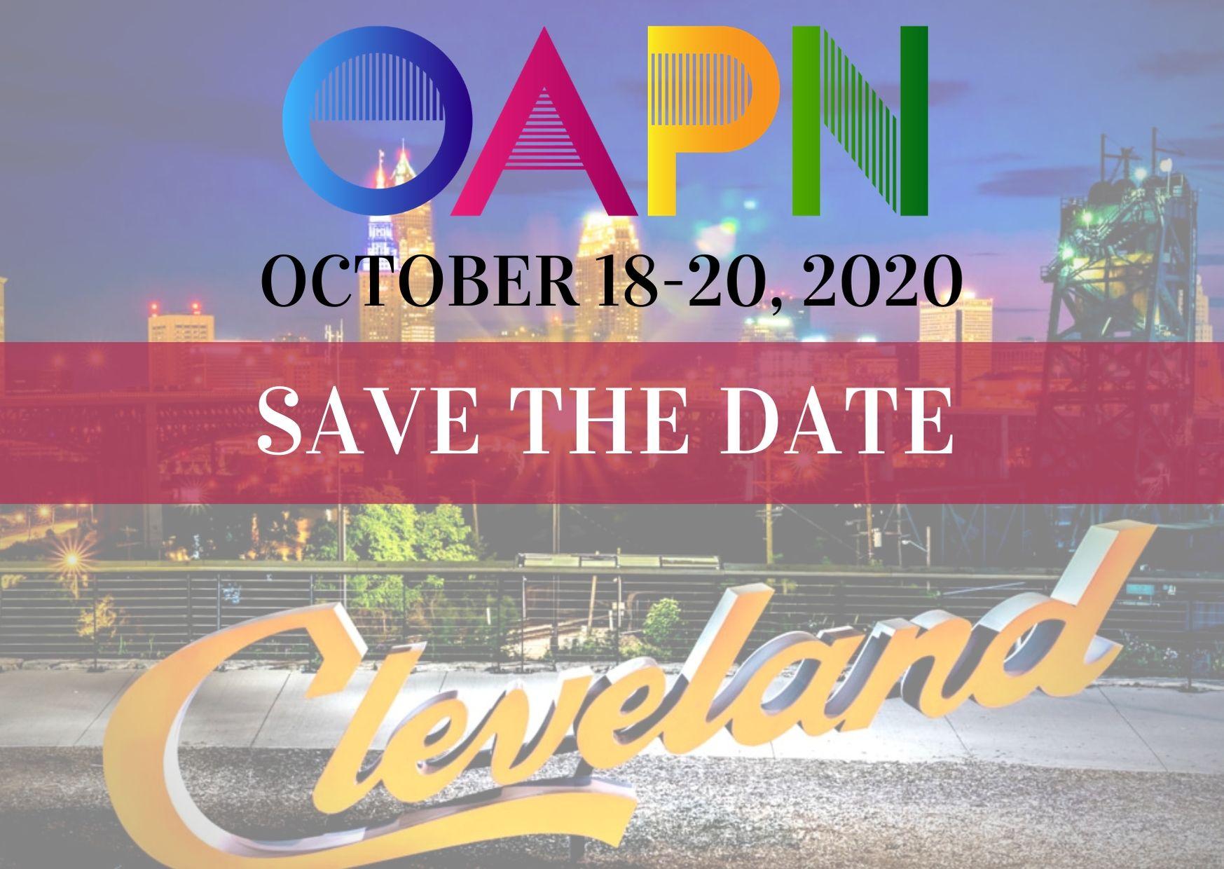 OAPN 2020 Announced!