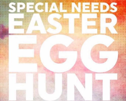 Special Needs Easter Egg Hunt Hosted by The Piece By Piece Foundation