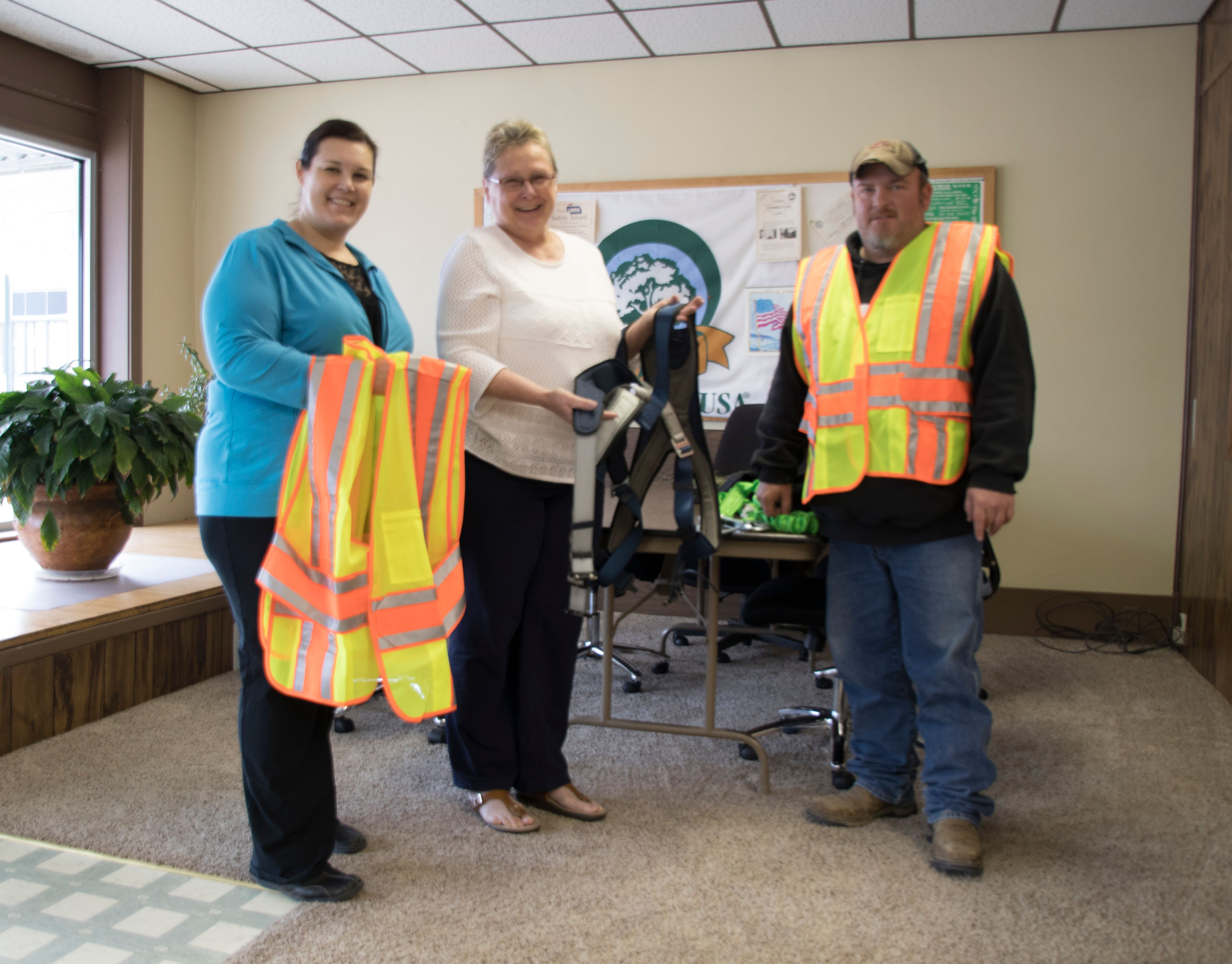 Humboldt receives Safety Grant