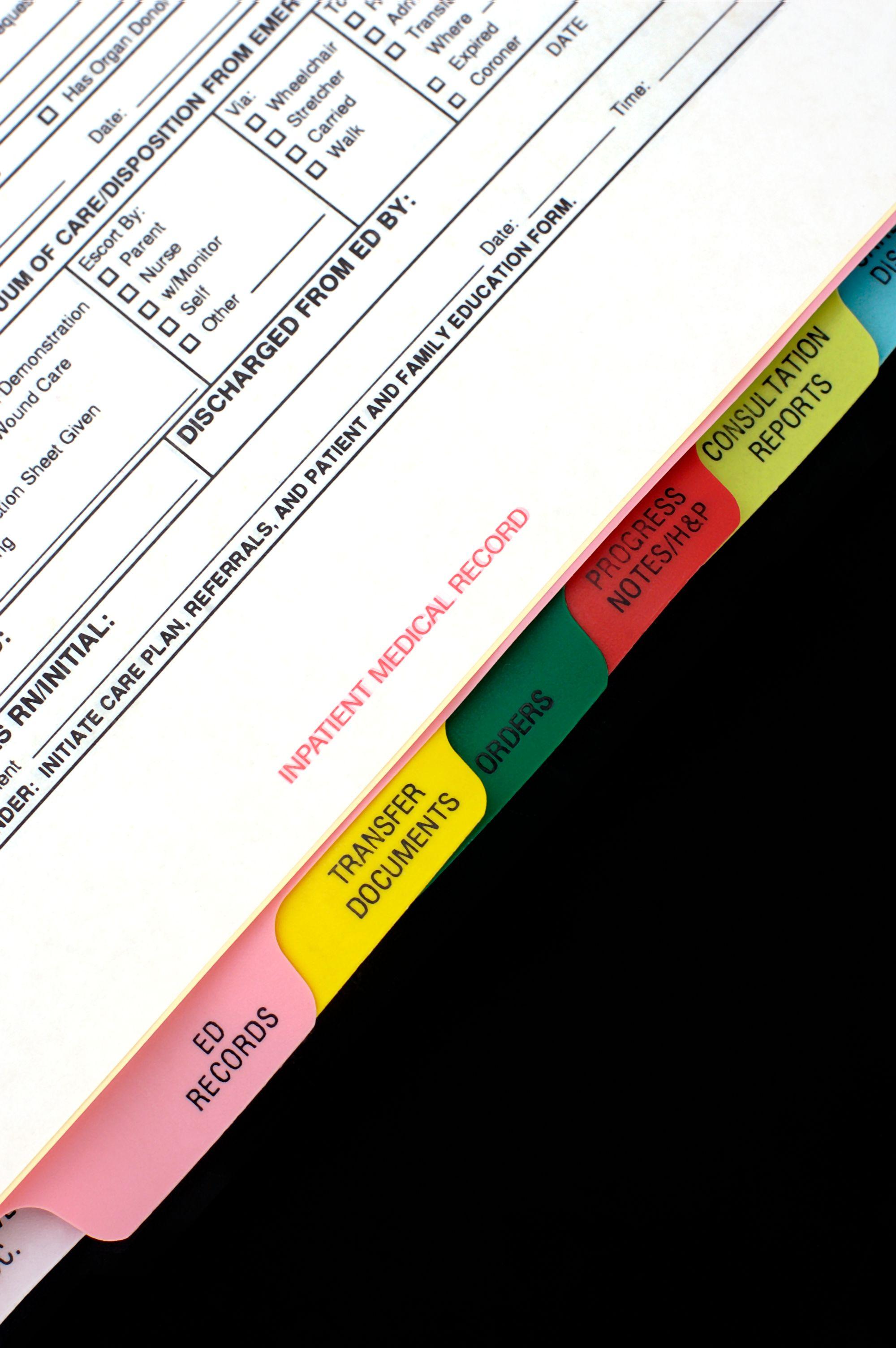 Binders & Index Tabs