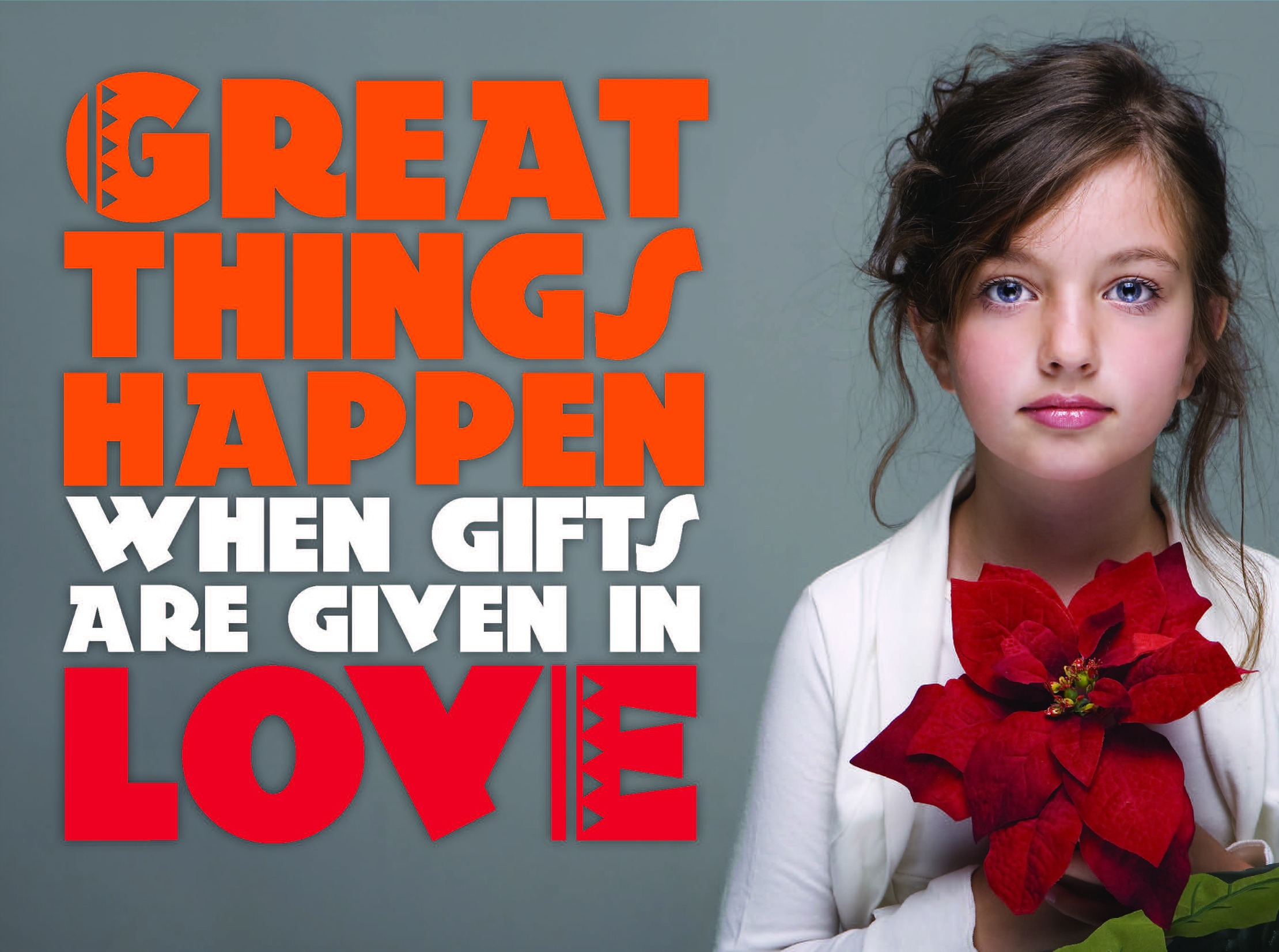 Gifts Given in Love