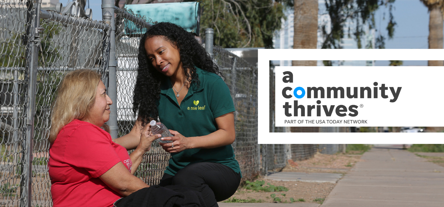 A Community Thrives Contest