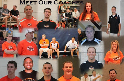 2013 Fever Coaches