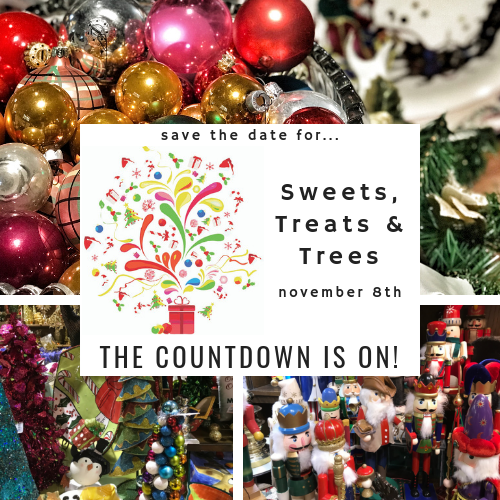 Sweets, Treats & Trees