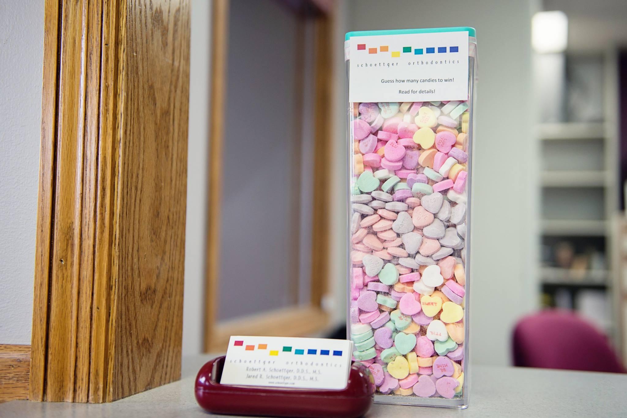 Bellevue Valentine's Estimation Station