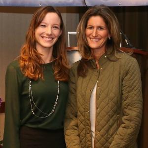 Melinda Forsberg & Carrie Fairbairn