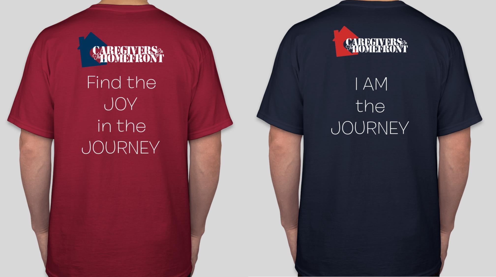 Combo Journey T-Shirts