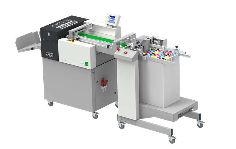 Multigraf Touchline CP375 DUO, Creaser Perforator