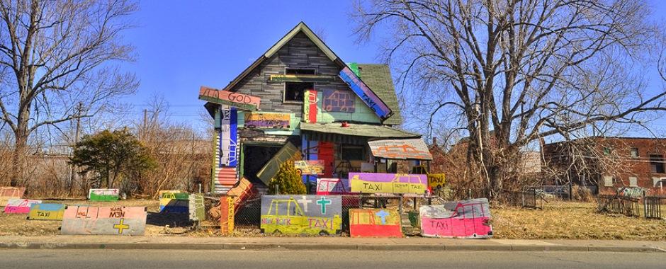 taxi house