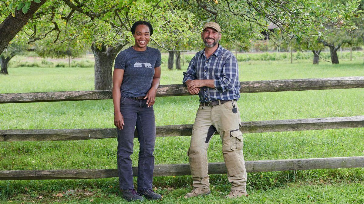 New Farm Staff