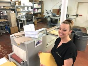 Bridget Leming, Production Specialist