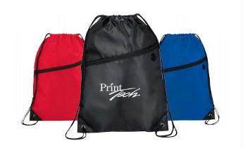 Print Tech draw string bag sportspack