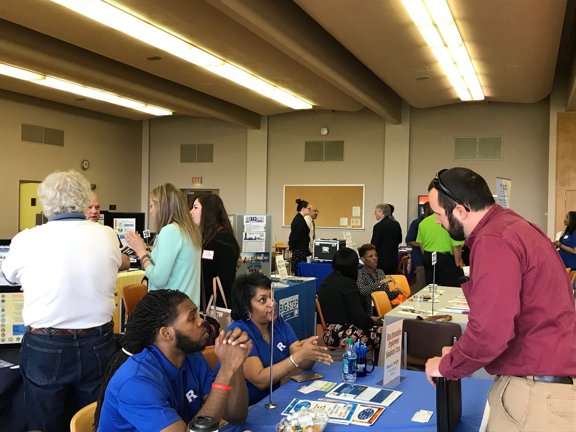 Southeast Wisconsin Reentry Employment Expo Builds Connections