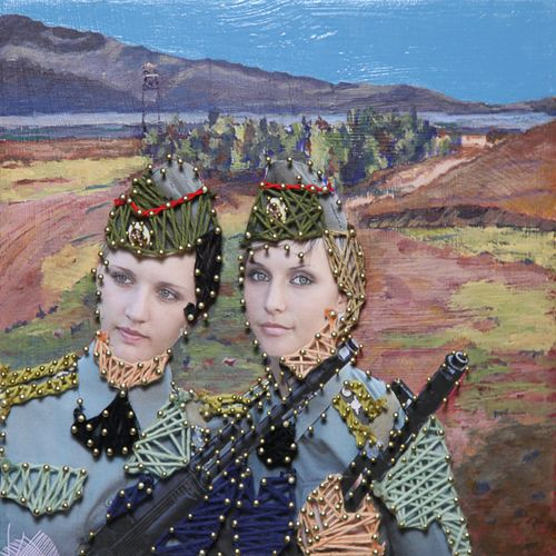 Women and War, Russia