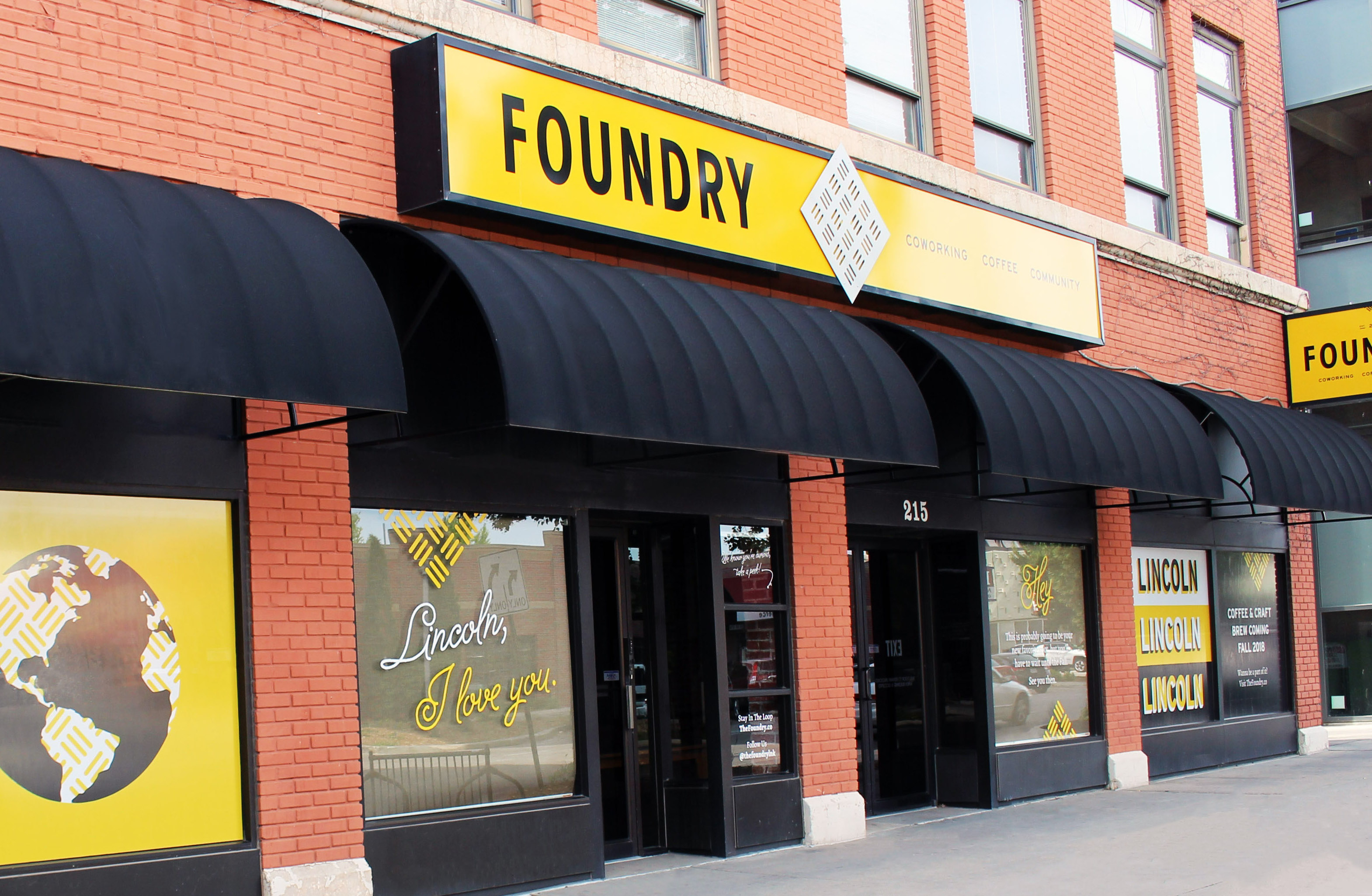 The Foundry Press Release