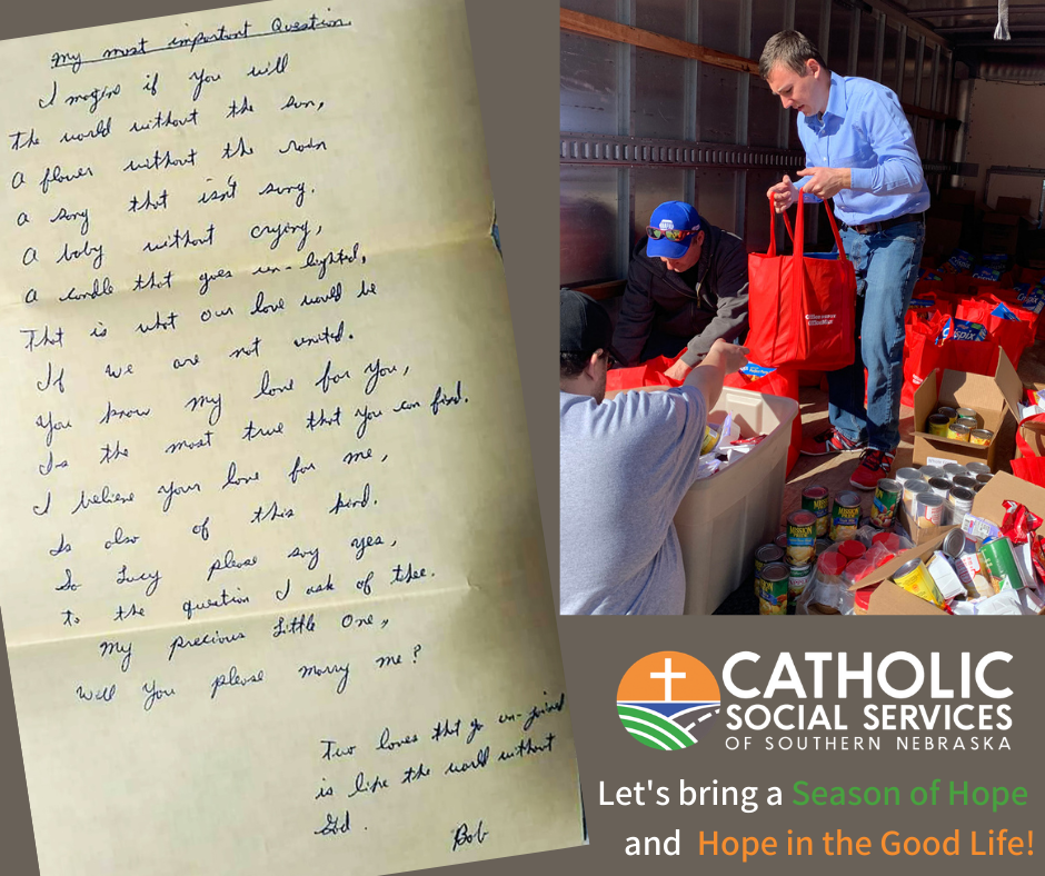 Season of Hope: A message from Father Fulton
