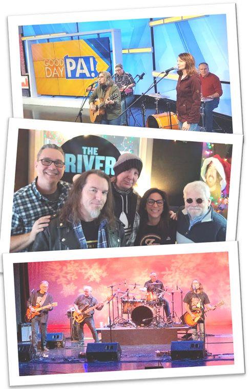 Local Artists Bring JOY to the Burg: First ever Christmas album & concert a success
