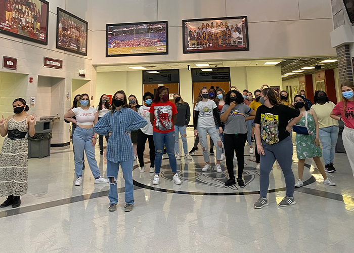 Lawrence Central Sound films powerful Performance
