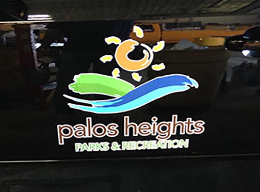 Palos Heights print/cut