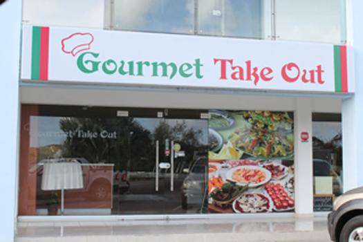 Gourmet Take Out