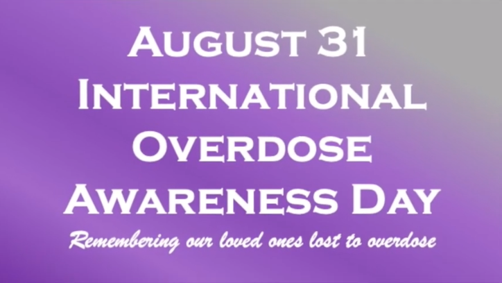 International Overdose Awareness Day 2020